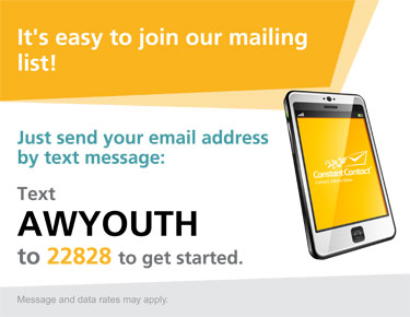 Texting-Sign-for-mailing-list